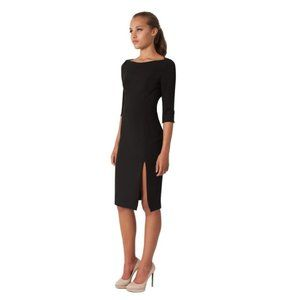 NWT Black Halo Marisa Sheath Dress